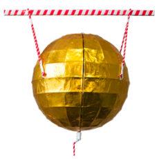 くす玉60cm(金色)
