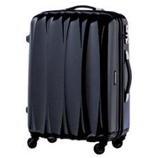 サムソナイトアメリカンツーリスター スーツケース AronaLite(中:TSAロック) ガンメタ