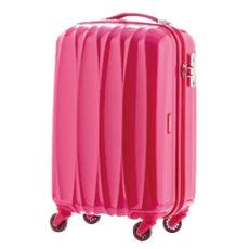 サムソナイトアメリカンツーリスター スーツケース AronaLite(中:TSAロック) ピンク