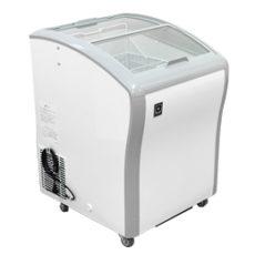 冷凍ショーケース(上面スライドガラスドア:130リットル)