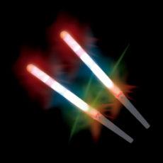 光る綿菓子棒(わたあめ棒) 『レインボー』(10本セット)