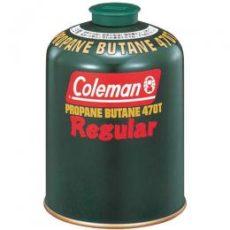 【コールマン】専用ガスカートリッジ – 470g缶×2本