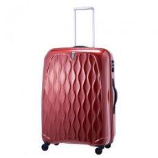 【アントラー社製】スーツケース リクイス(中型:TSAロック付)【ワイン】 レンタル